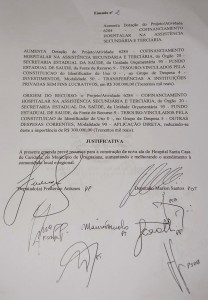 Emenda 1